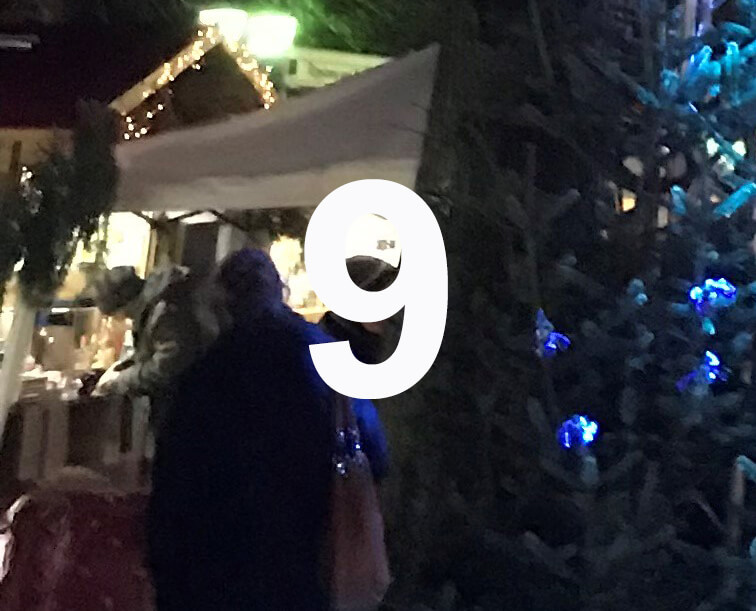 Adventskalender Türchen 9