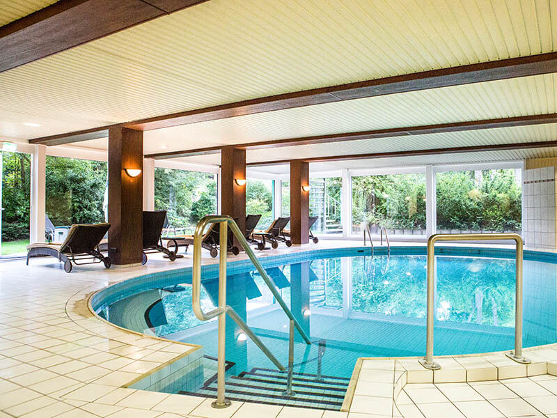 Hotel mit Schwimmbad in Bad Bevensen
