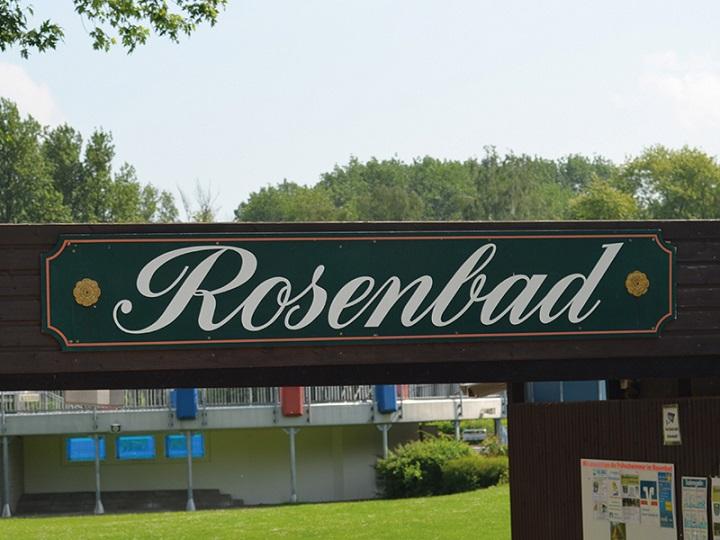 Eingang Rosenbad Bad Bevensen