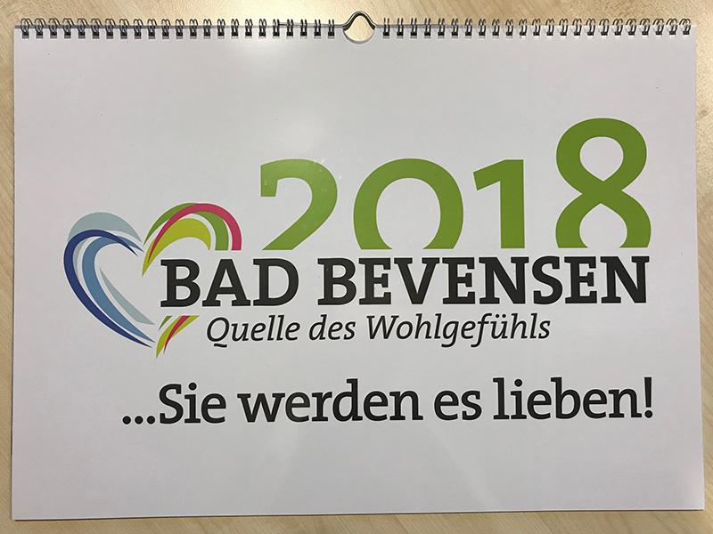 Bad Bevensen Kalender 2018