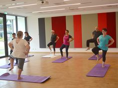 Pilates im Kurhaus Bad Bevensen