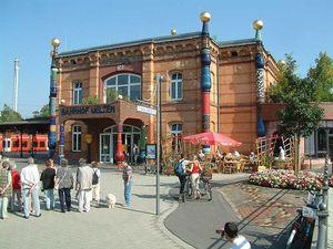 Hundertwasser-Bahnhof Uelzen