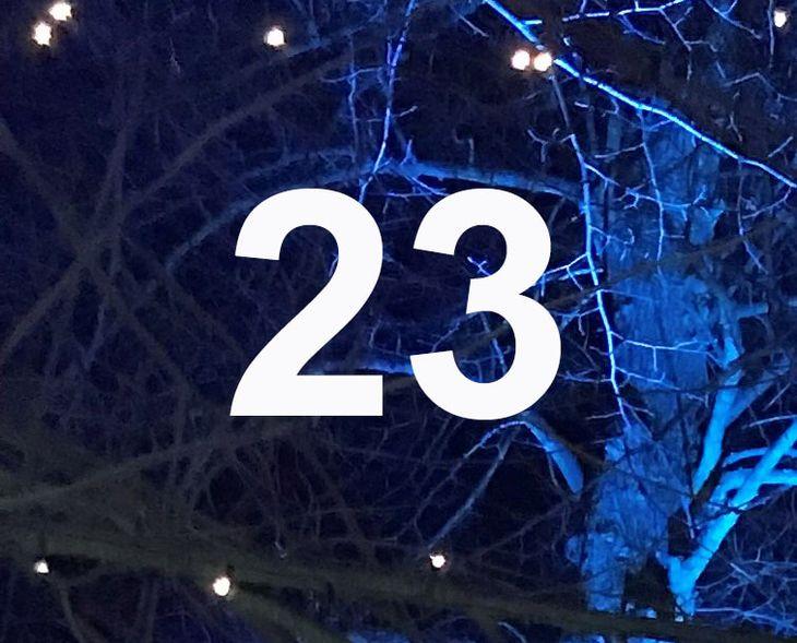 Adventskalender Türchen 23