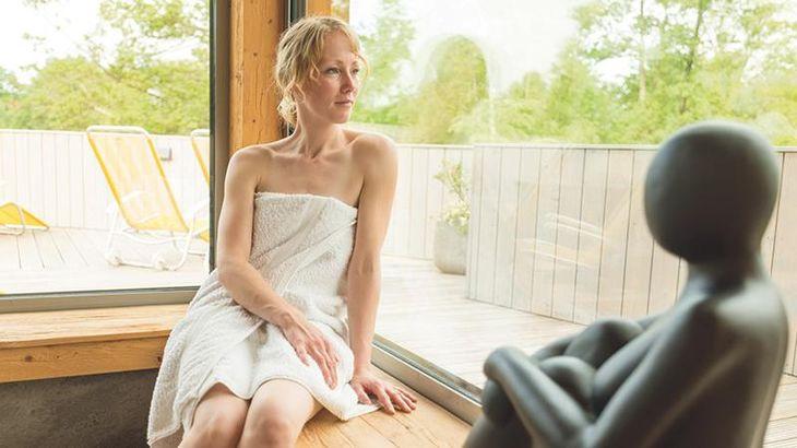 Saunagast im Sole-Erlebnisraum