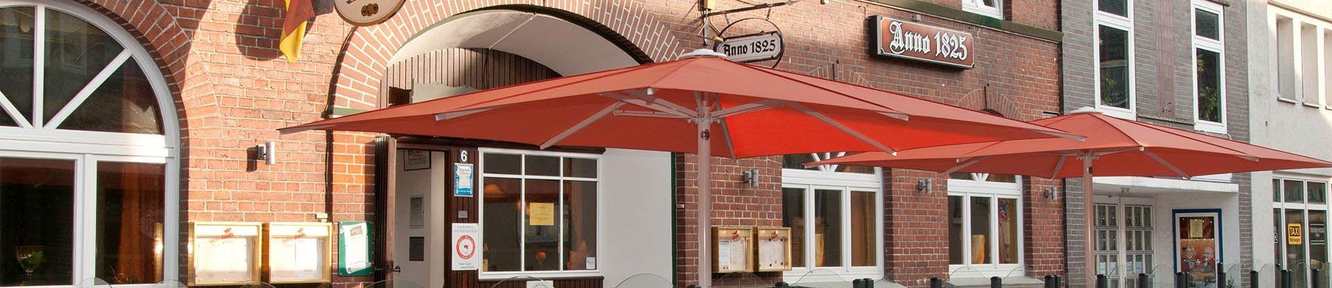 Restaurant Anno 1825 in Bad Bevensen