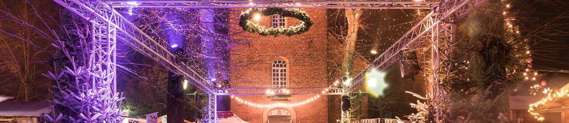 Lichterglanz Weihnachtsmarkt