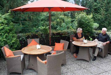 Terrasse am Landhaus Zur Aue