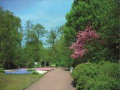 Garten der Sinne im Kurpark
