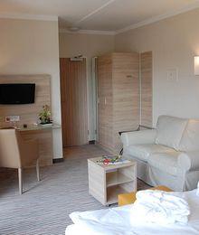 Doppelzimmer im Parkhotel Bad Bevensen