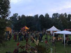 Mittelaltermarkt im Kurpark