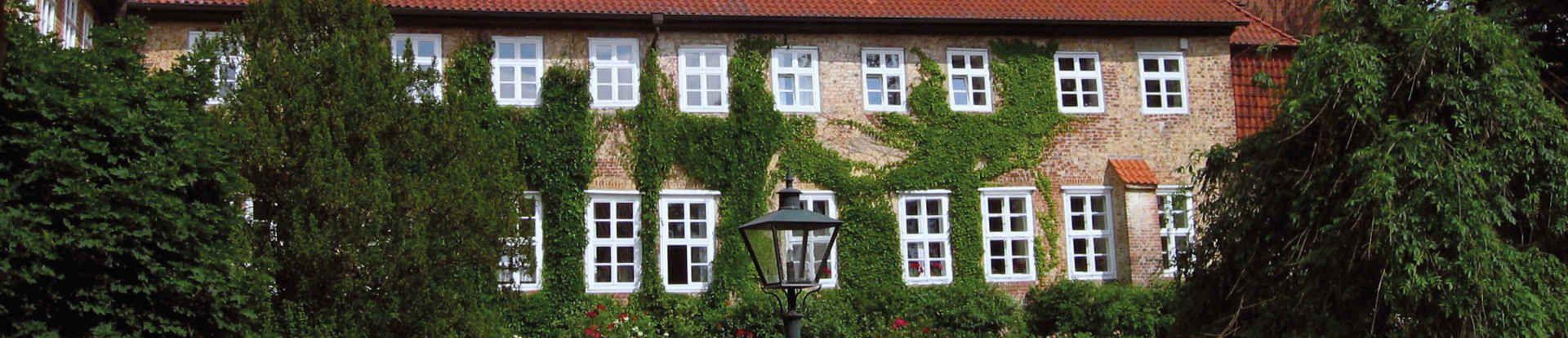 Kloster Ebstorf von außen