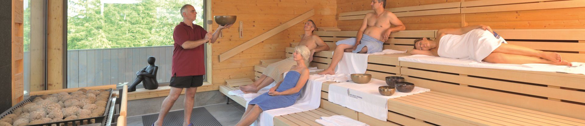 Jod-Sole-Therme Saunabereich