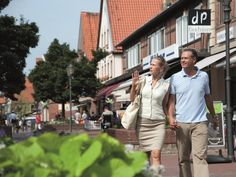 Shopping in Bad Bevensen