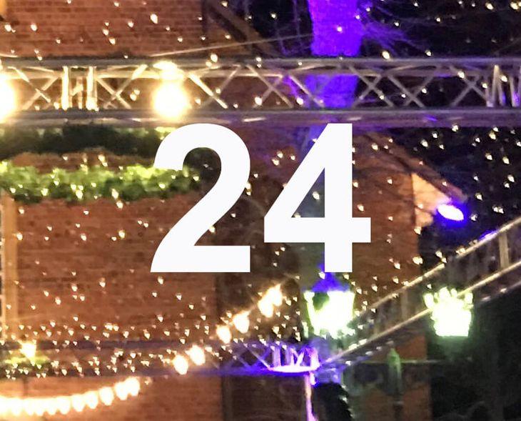 Adventskalender Türchen 24