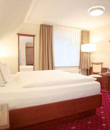 Doppelzimmer im Hotel Fährhaus