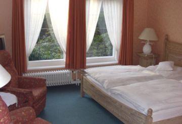 Doppelzimmer im Landhaus Hotel garni Strampenhof