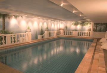 Swimmbad im Sonnenhotel Amtsheide