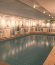 Golf und Wellnesshotel zur Amtsheide Schwimmbad