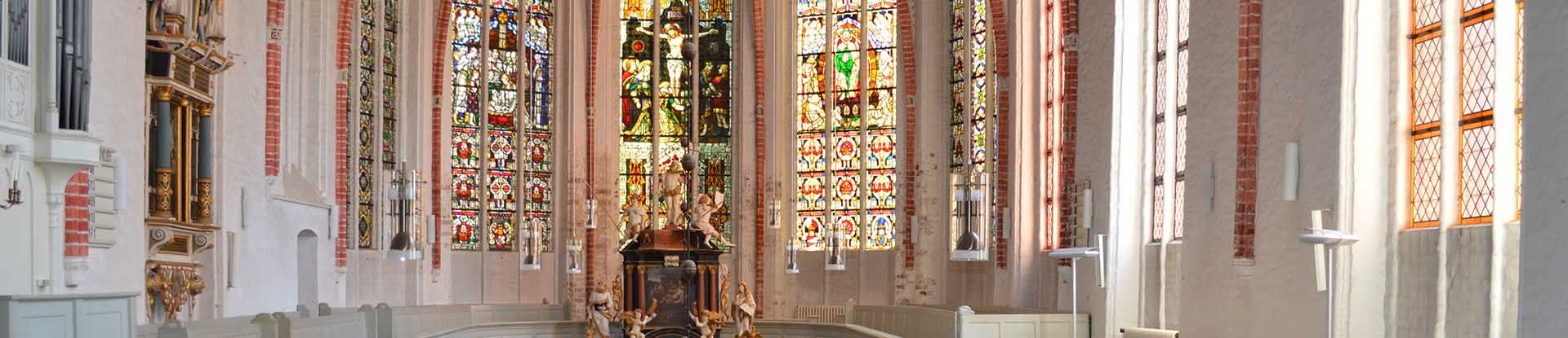 Kirche im Kloster Ebstorf
