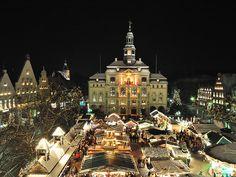 christmas market Lüneburg