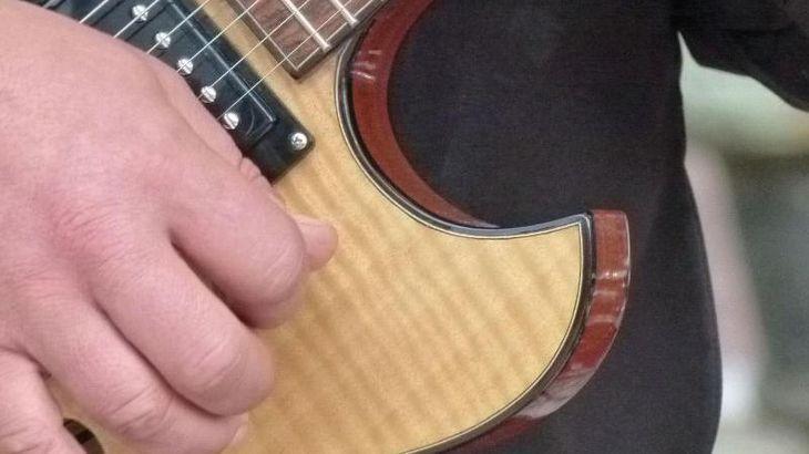 Gitarre - Jazz im Städtchen