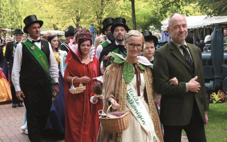 Heidekartoffelfest Königspaar