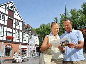 Das Stegen-Haus in der Altstadt von Bad Bevensen