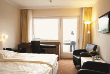 Vitalhotel Ascona Doppelzimmer