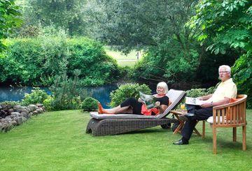 Garten im Landhaus Zur Aue