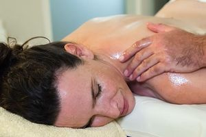 Massage im Spa und Vital Center der Jod-Sole-Therme Bad Bevensen