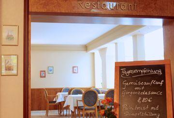Foyer im Hotel Fährhaus