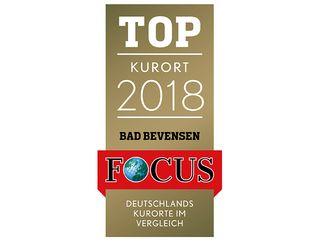 TOP Kurort 2018 Focus Siegel