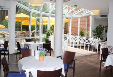 Restaurant in der Residenz Dahlke