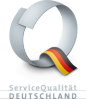 Service Qualität Logo