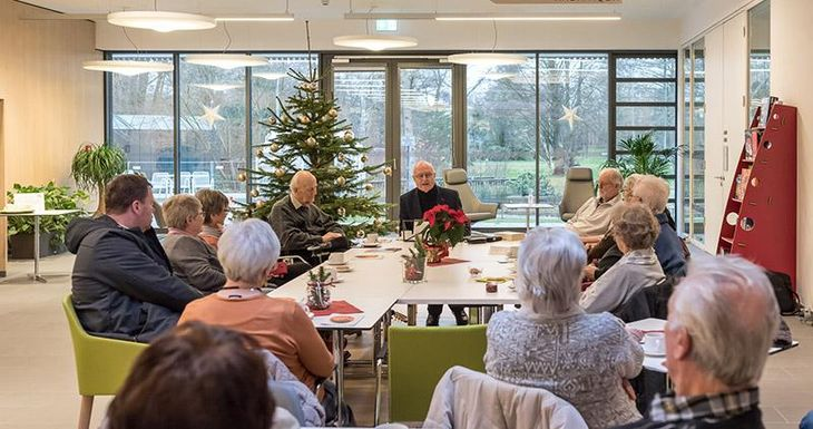 Weihnachtliche Lesung im Kurhaus