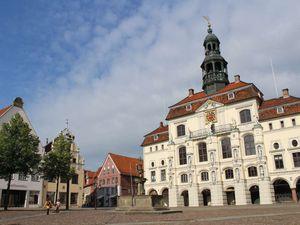 Rathausplatz Lüneburg