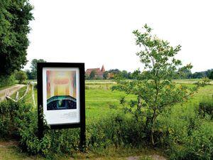 Auferstehungsweg am Kloster Ebstorf