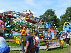 Kinderpark beim Stadtfest