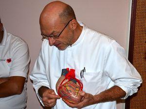 Urlauber-Universität Bad Bevensen: Lernstation Herz