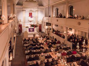 Siebensterngottesdienst in der Dreikönigskirche