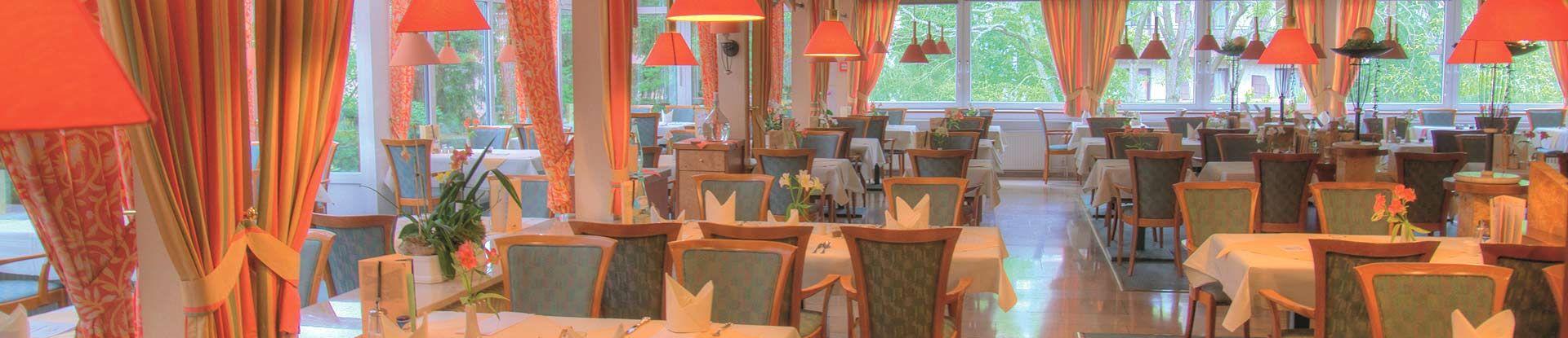 Restaurant VitalHotel Ascona in Bad Bevensen