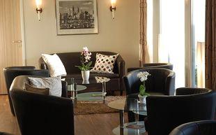 Lounge im Parkhotel Bad Bevensen