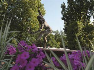 Neptunbrunnen Kurpark