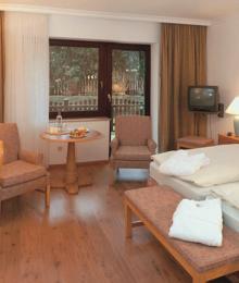 HEIDE's Hotel-Pension Komfort Doppelzimmer (c) HEIDE's Hotel-Pension