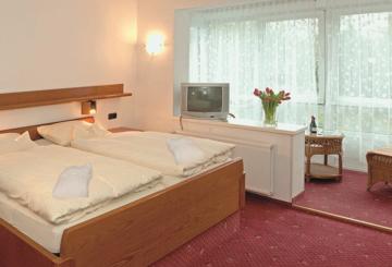 Hotel zum Goldenen Hirsch Doppelzimmer