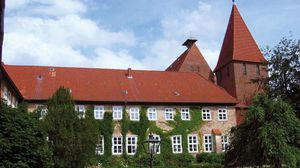 Kloster Ebstorf Außenansicht