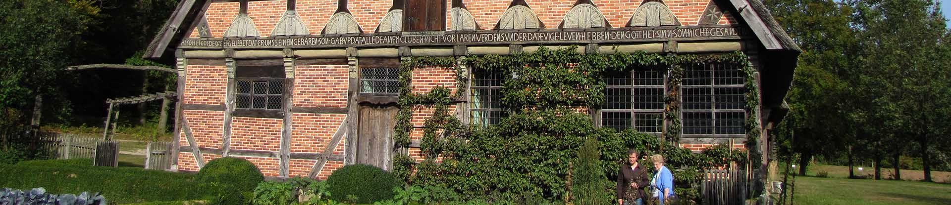 Fachwerkhaus im Museumsdorf Hösseringen