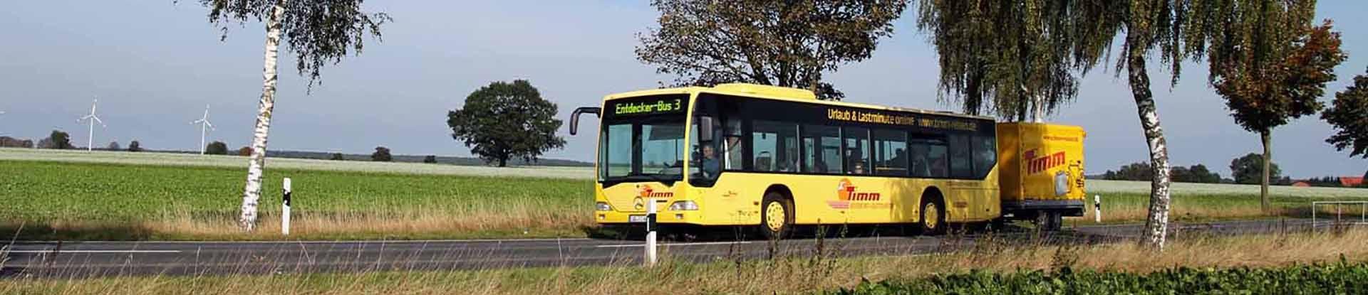 Mit dem Entdeckerbus die Region erkunden (c)HeideRegion Uelzen e.V.